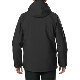 Berghaus Hillwalker InterActive Shell Jacket Herren black/black